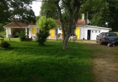 En location saisonnière Saint Vivien De Medoc 3301814315 Lesparre immobilier