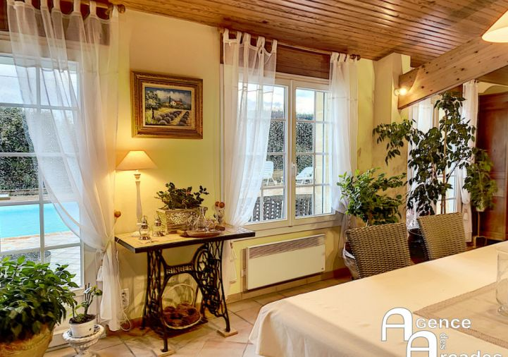A vendre Maison Beychac Et Caillau   R�f 330361004 - Agence des arcades libourne
