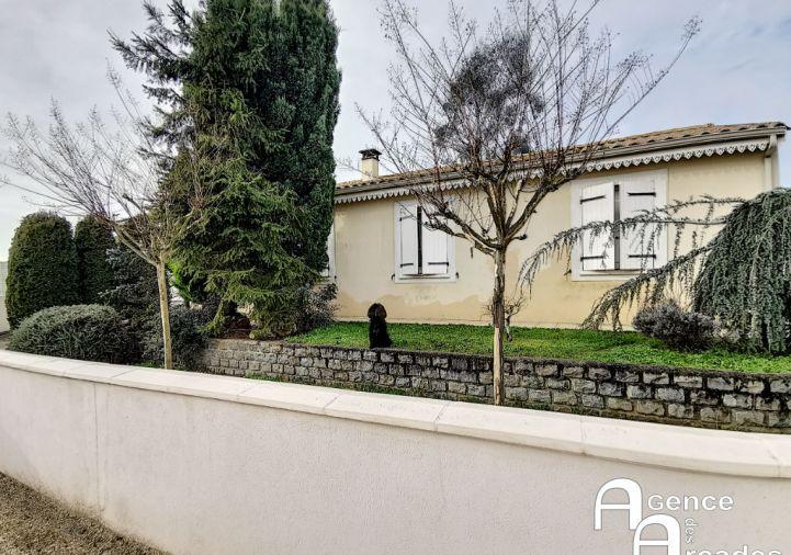 A vendre Maison Saint Andre De Cubzac | R�f 330361044 - Agence des arcades libourne