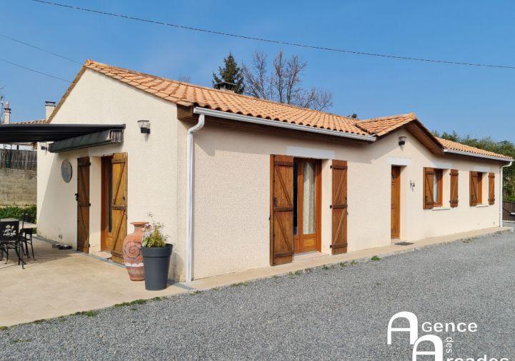 A vendre Maison Branne | R�f 330361072 - Agence des arcades libourne