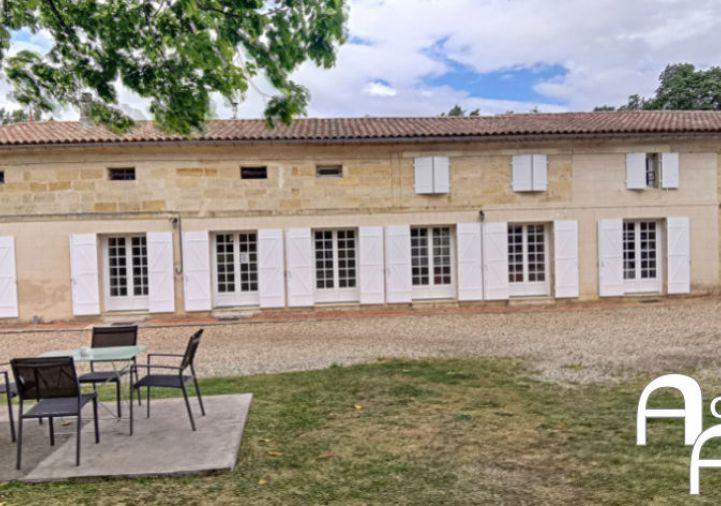 A vendre Maison Libourne | R�f 330361114 - Agence des arcades libourne