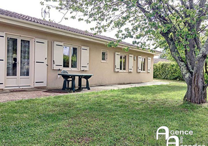 A vendre Maison Saint Loubes | R�f 330361117 - Agence des arcades libourne