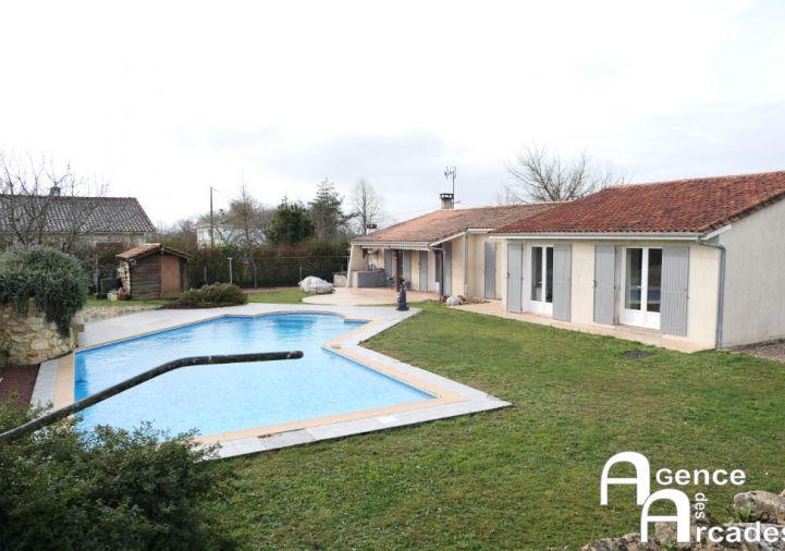 A vendre Maison Savignac De L Isle | R�f 330361132 - Agence des arcades libourne