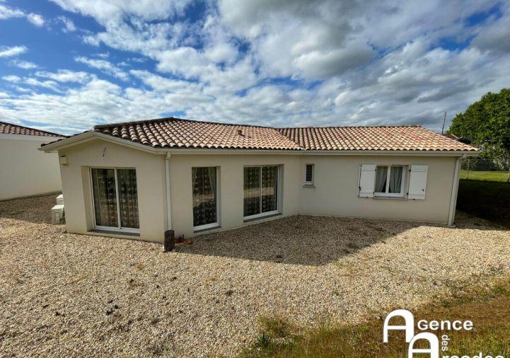 A vendre Maison Yvrac | R�f 330361137 - Agence des arcades libourne