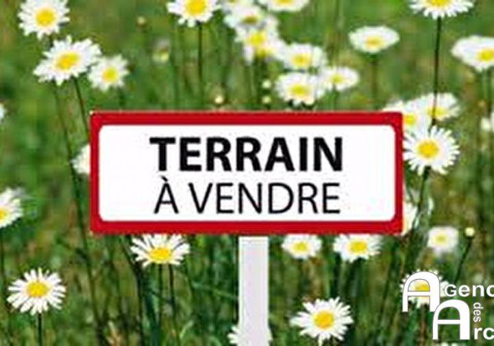 A vendre Terrain Saint Loubes | R�f 330361210 - Agence des arcades libourne