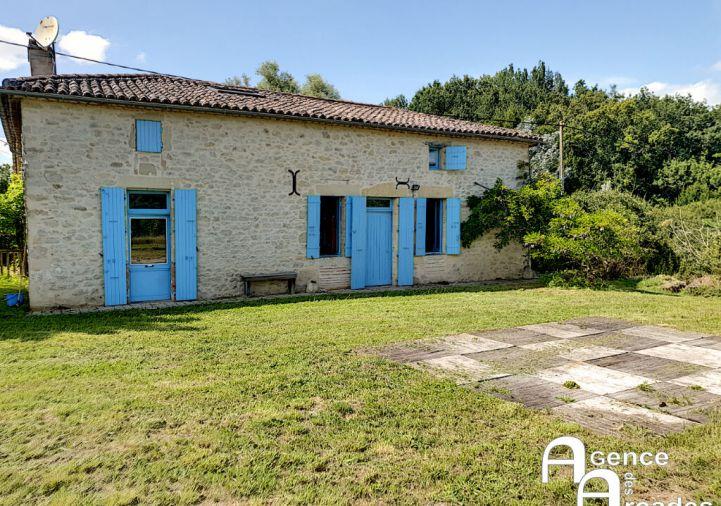 A vendre Maison Noaillac | R�f 330361242 - Agence des arcades libourne