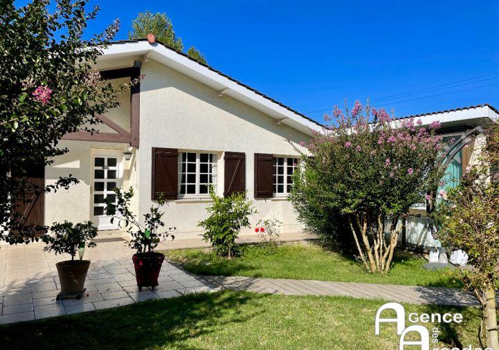 A vendre Maison Yvrac | R�f 330361251 - Agence des arcades libourne