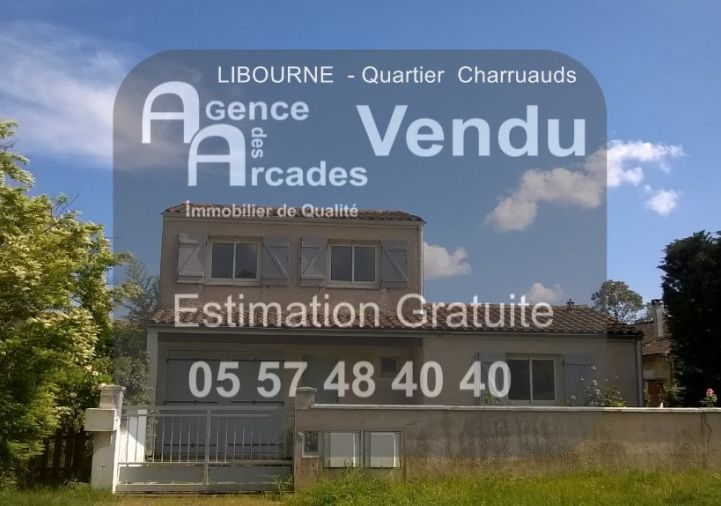 A vendre Libourne 33036189 Agence des arcades libourne