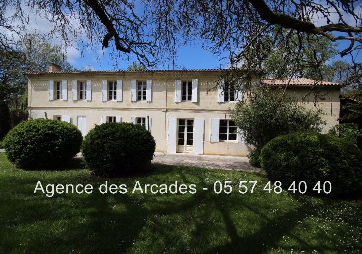 A vendre Saint Sulpice Et Cameyrac 33036422 Agence des arcades libourne