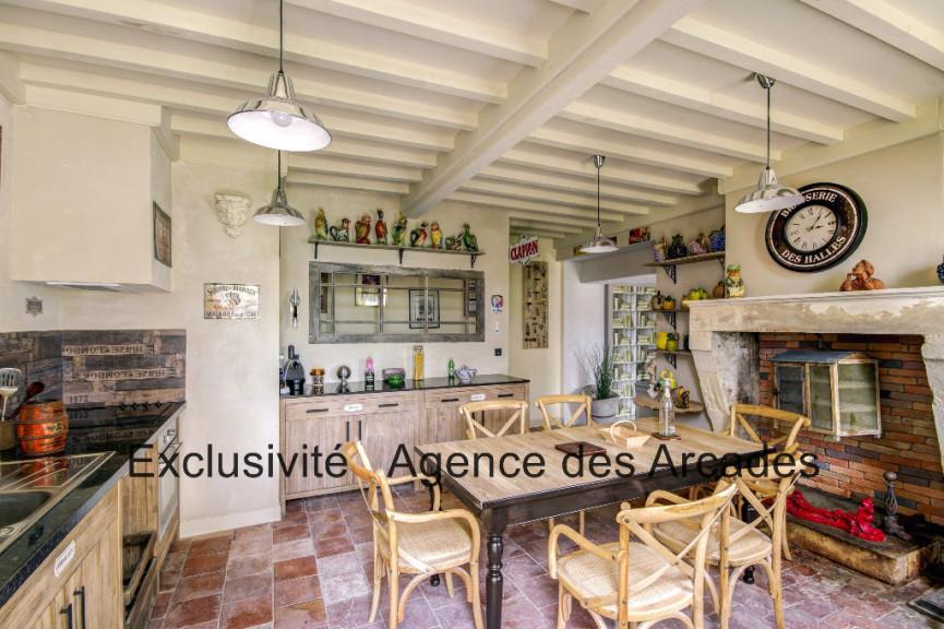 A vendre St Emilion 33036453 Agence des arcades libourne