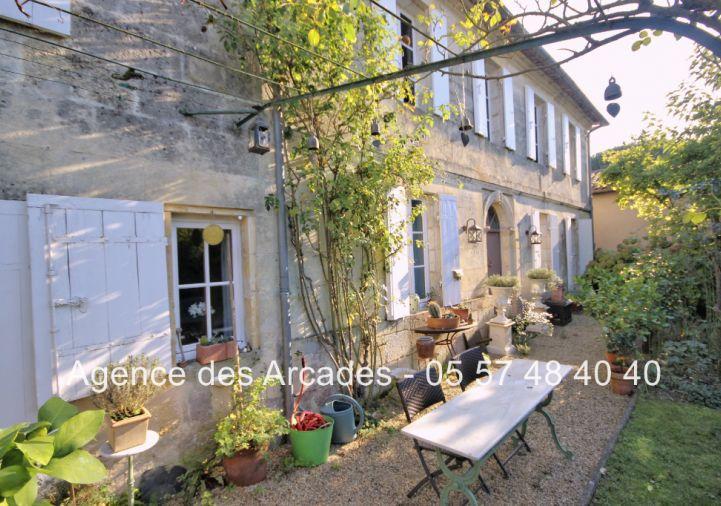 A vendre St Loubes 33036510 Agence des arcades libourne