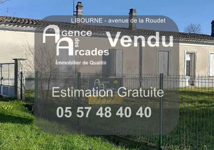 A vendre Libourne 33036548 Agence des arcades libourne