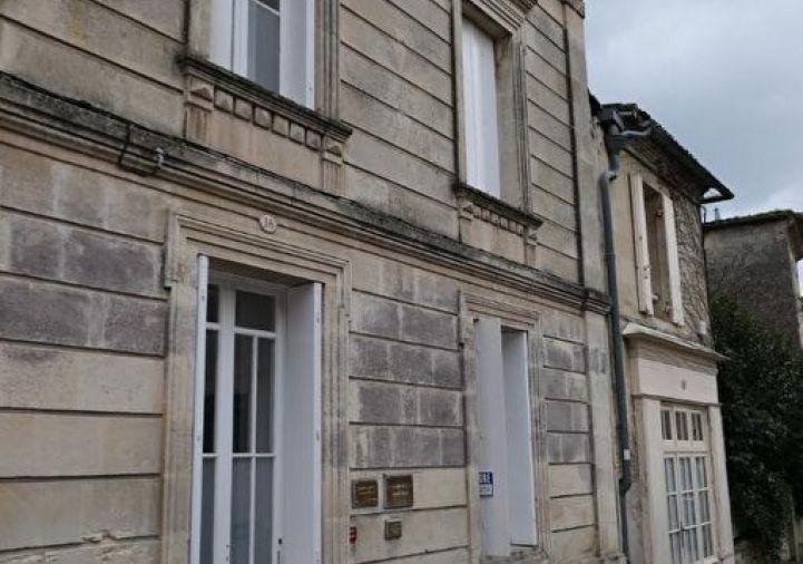 A vendre Saint Emilion 33036669 Agence des arcades libourne