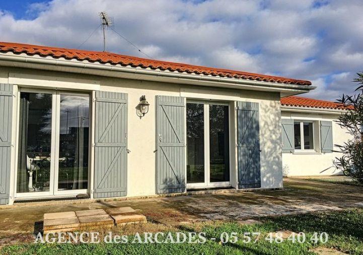 A vendre Saint Sulpice Et Cameyrac 33036824 Agence des arcades libourne