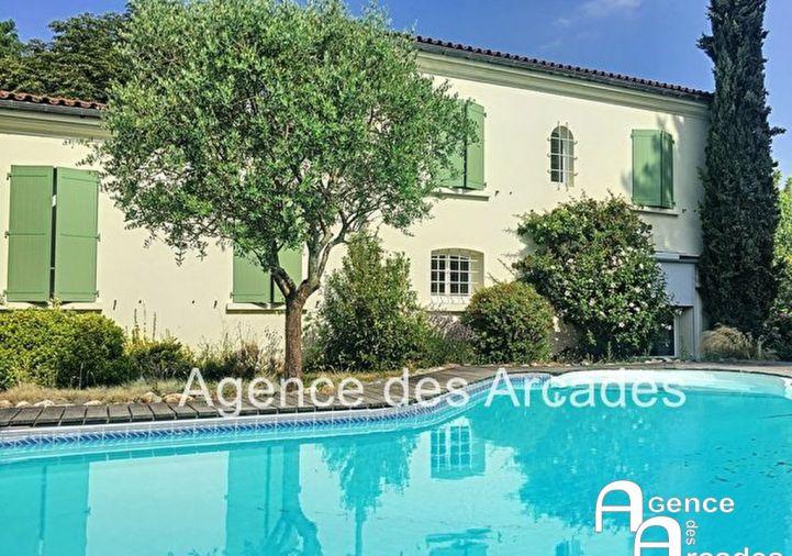 A vendre Saint Loubes 33036837 Agence des arcades libourne