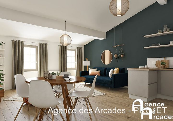 A vendre Baurech 33036845 Agence des arcades libourne