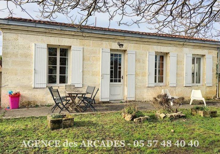 A vendre Saint Loubes 33036901 Agence des arcades libourne
