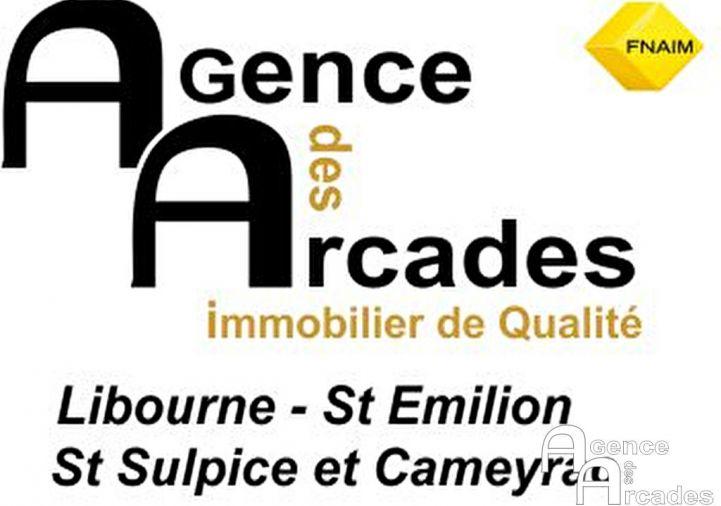 A vendre Libourne 33036971 Agence des arcades libourne