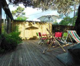 For seasonal lettings Lacanau 3303710895 Gironde immobilier