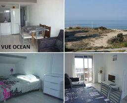 En location saisonnière Lacanau Ocean  3303710904 Gironde immobilier
