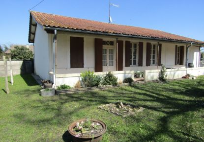 A vendre Saumos 3303712408 Gironde immobilier