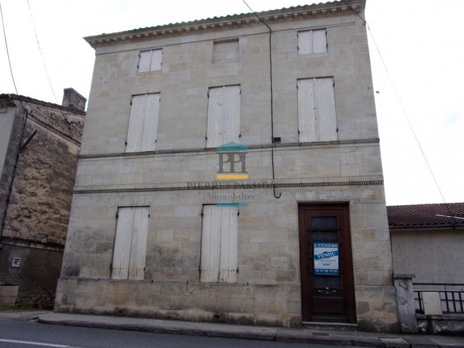 A vendre Paillet 330381052 Pierres passion immobilier