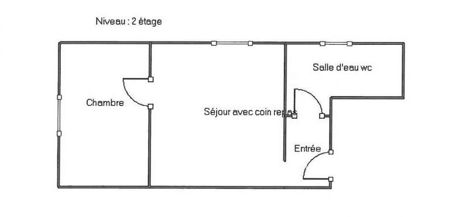 A louer  Cadillac   Réf 330381389 - Pierres passion immobilier