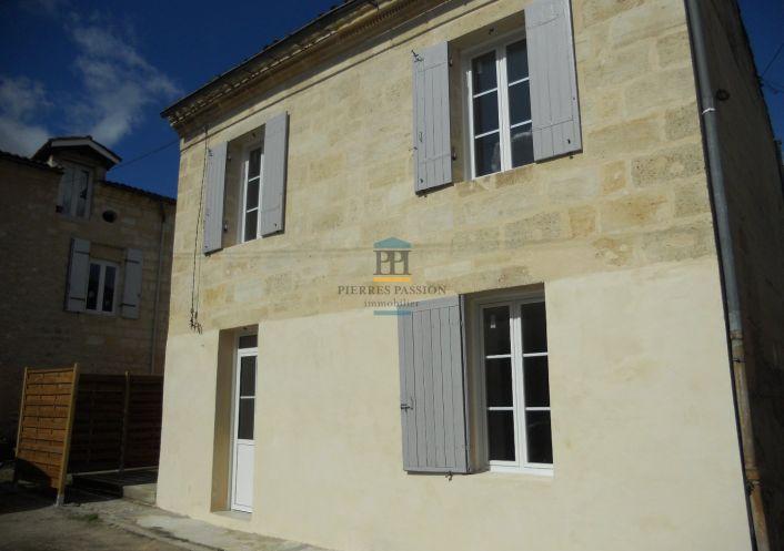 A louer Maison Rions | Réf 330381513 - Pierres passion immobilier