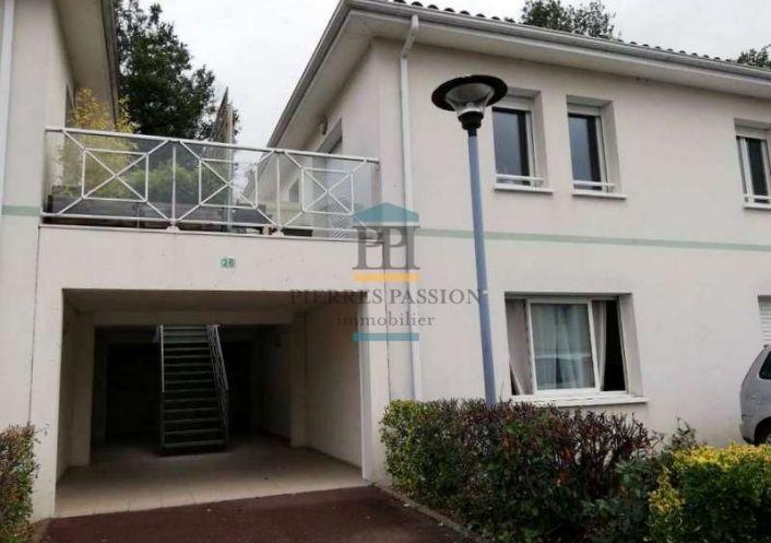 A vendre Appartement en résidence Paillet | Réf 330381695 - Pierres passion immobilier