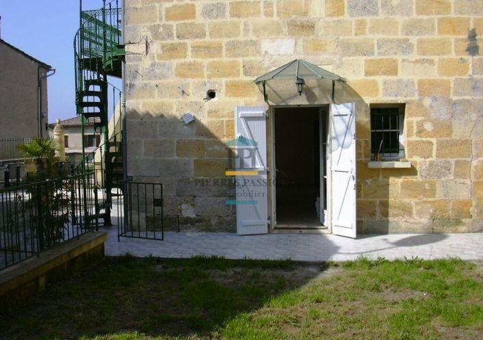 For rent Le Pied Du Chateau 33038174 Pierres passion immobilier