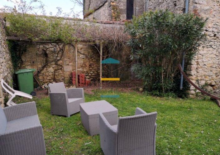 A vendre Maison de ville Podensac | Réf 330381839 - Pierres passion immobilier