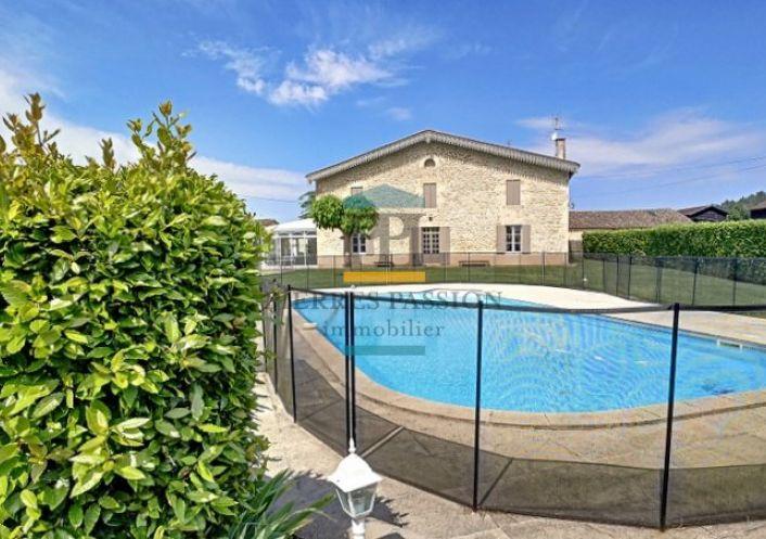A vendre Maison de caractère Langon | Réf 330381860 - Pierres passion immobilier