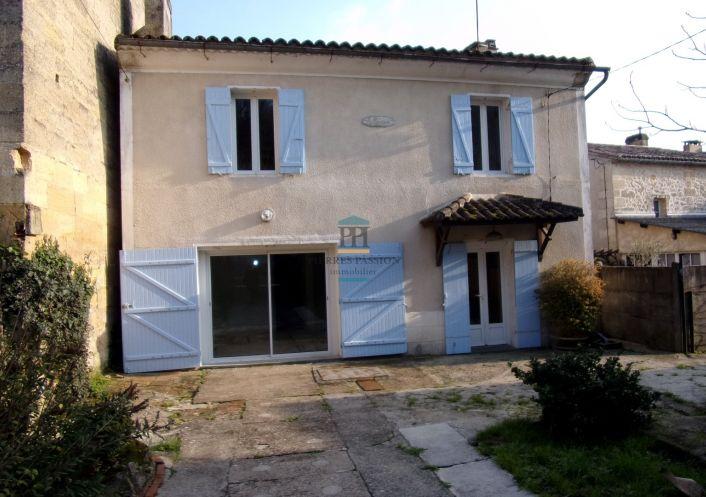 A louer Langoiran 33038388 Pierres passion immobilier