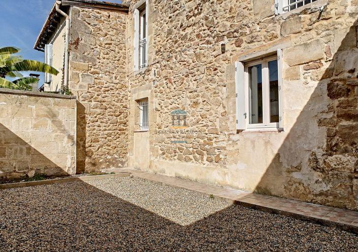 A louer Maison de village Cadillac | Réf 33038878 - Pierres passion immobilier