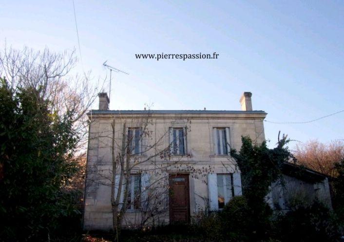A vendre Targon 330381151 Pierres passion immobilier