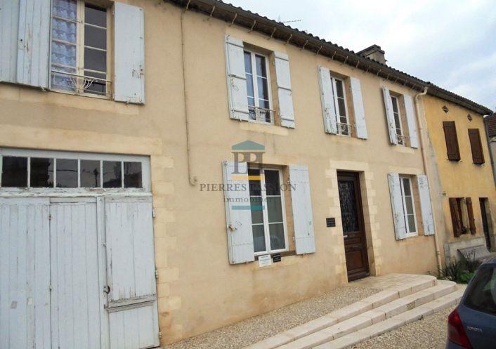 A vendre Immeuble de rapport Aillas | Réf 330401616 - Pierres passion immobilier