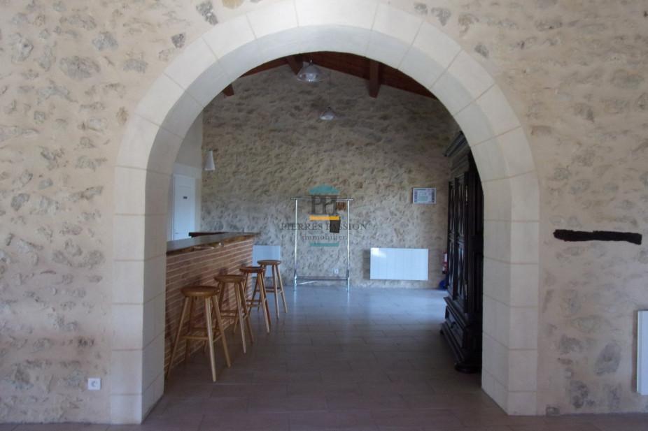 A louer  Cerons   Réf 330391804 - Pierres passion immobilier