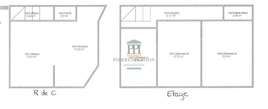 A louer  Saint Macaire | Réf 330401424 - Pierres passion immobilier