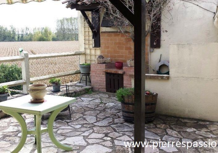 A vendre Saint Macaire 330401426 Pierres passion immobilier
