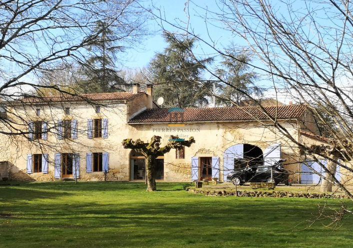 A vendre Maison en pierre Langon | Réf 330401646 - Pierres passion immobilier