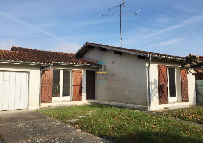 A vendre Maison mitoyenne Langon | Réf 330401728 - Pierres passion immobilier