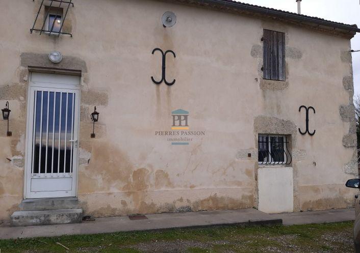 A vendre Maison Sauveterre De Guyenne   Réf 330401840 - Pierres passion immobilier
