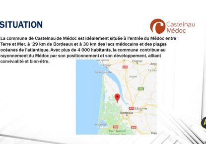 A vendre Castelnau De Medoc 3304512806 Lesparre immobilier