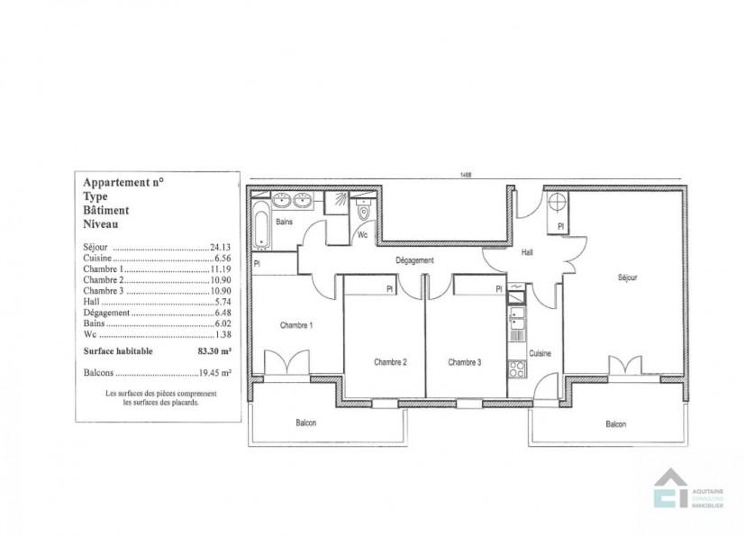 A vendre Perpignan 33053219 Aquitaine consulting immobilier