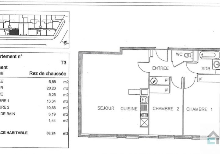 A vendre Appartement Alfortville | R�f 33053244 - Aquitaine consulting immobilier