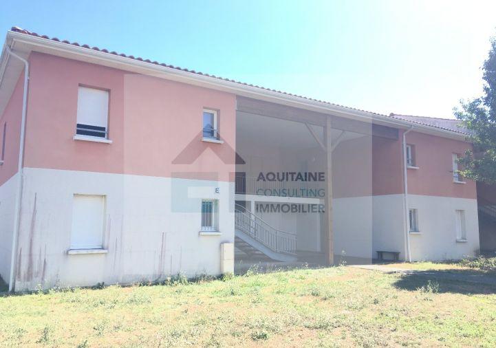 A vendre Appartement Saint Quentin De Baron | R�f 33053305 - Aquitaine consulting immobilier