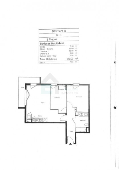 A vendre  Niort | Réf 33053318 - Aquitaine consulting immobilier