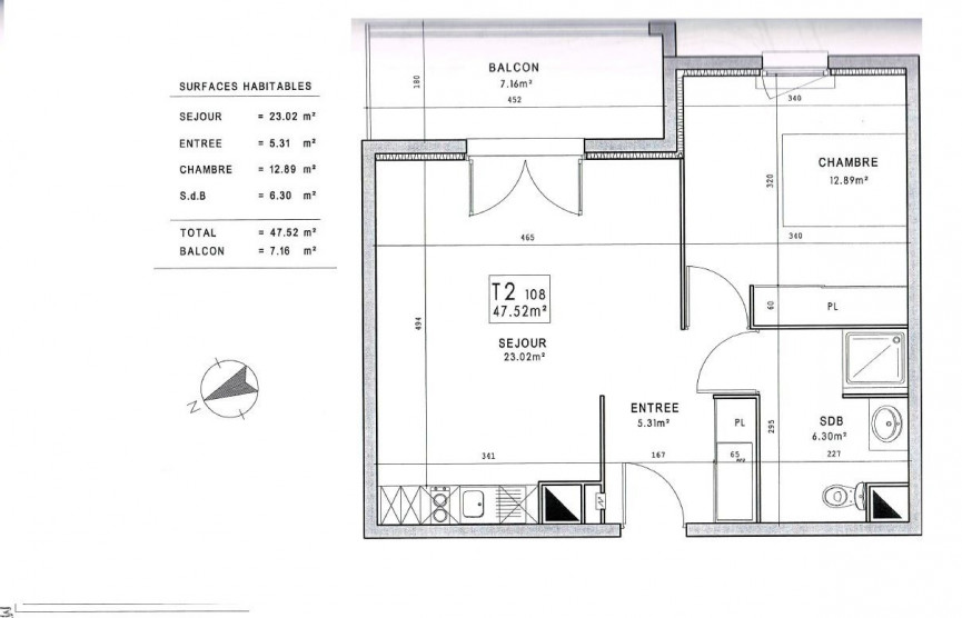 A vendre  Dax | Réf 33053339 - Aquitaine consulting immobilier