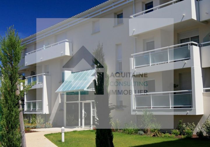 A vendre Appartement Le Haillan   R�f 33053348 - Aquitaine consulting immobilier