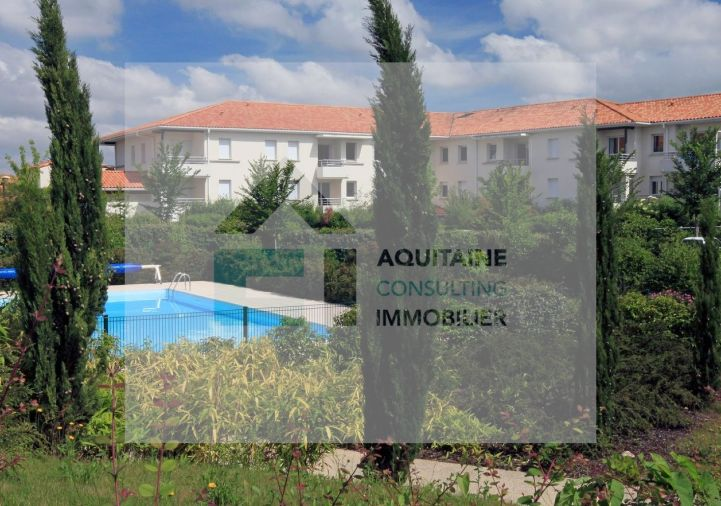 A vendre Appartement Poitiers   R�f 33053351 - Aquitaine consulting immobilier